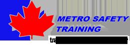 Metro Safety Training – First Aid Training Logo