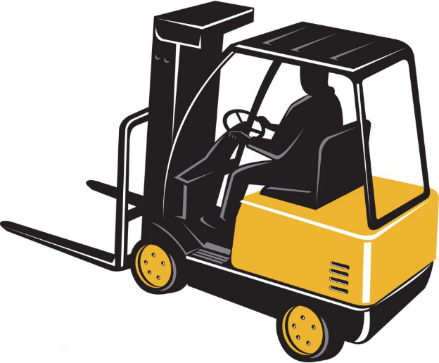 operate forklifts