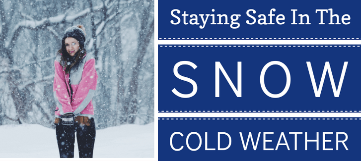 Staying Safe in Cold Weather - First Aid