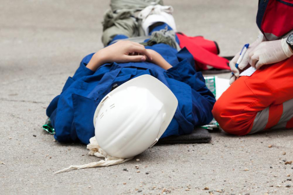 The Basic First Aid Procedures