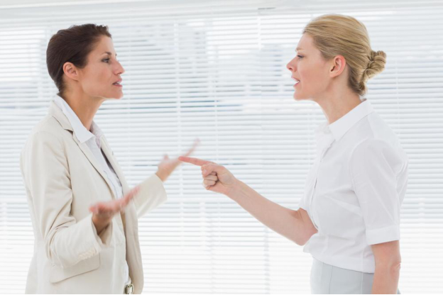 Workplace Squabbles Fights and Injuries at Work