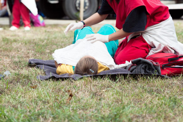 Differences Between First Aid and Medical Injuries