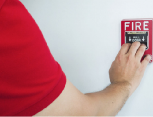 Stop, Drop and Roll: Reacting to Fire Emergencies