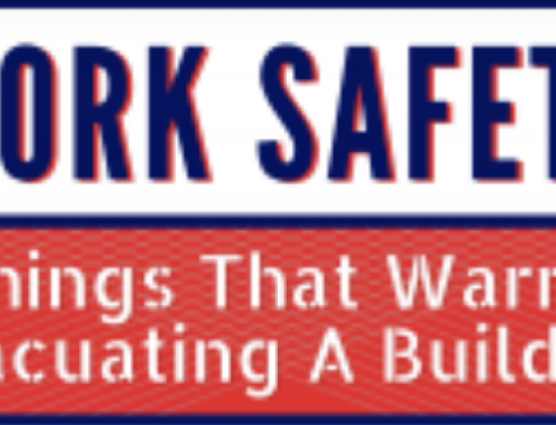 Work Safety, 5 things that Warrant Evacuating a Building