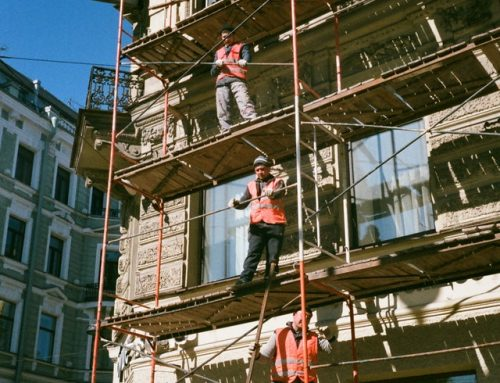 Are You a Construction Worker in Canada? Are You Afraid of The Fall?