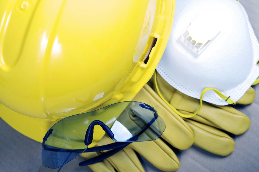 Minimizing usage, using protective gear, analyzing risks and setting enclosures can control lead, silica and asbestos in the workplace