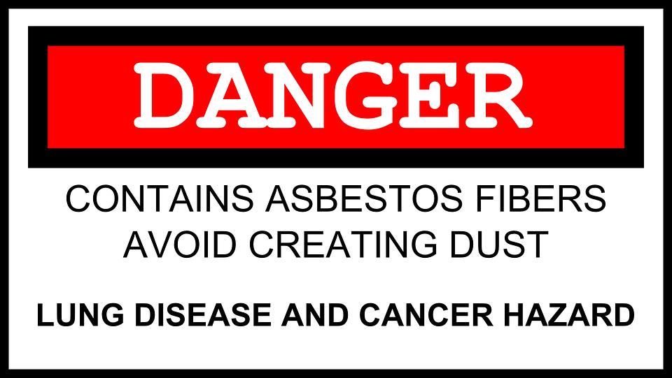 Danger-sign-asbestos