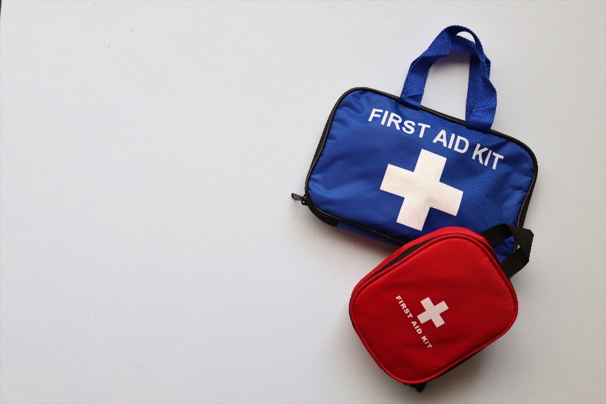 two-first-aid-kits