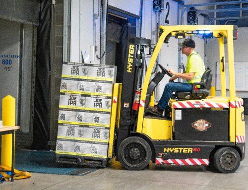 Why You Should Enroll in Forklift Training School